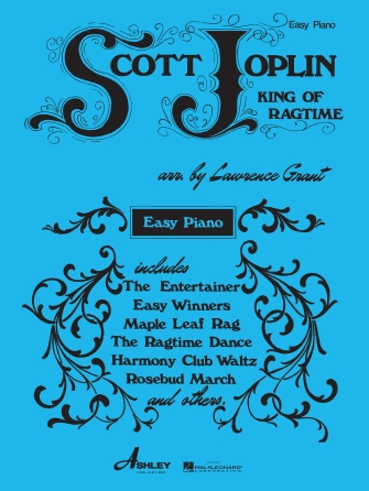 Product Cover for Scott Joplin – King of Ragtime for Easy Piano