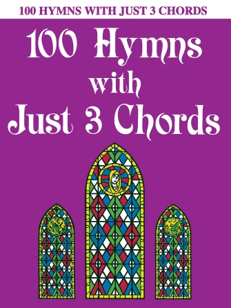 Product Cover for 100 Hymns with Just Three Chords