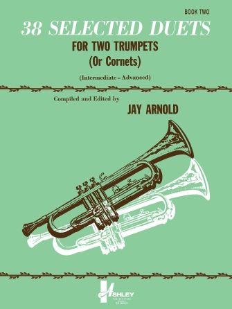 Product Cover for 38 Selected Duets for Trumpet or Cornet Book 2