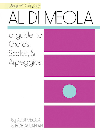 Product Cover for Al Di Meola – A Guide to Chords, Scales & Arpeggios