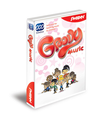 Product Cover for Groovy Shapes – Volume 1