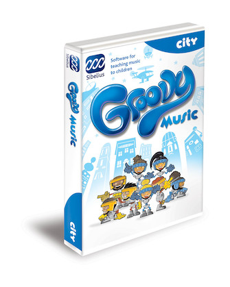 Product Cover for Groovy City – Volume 3