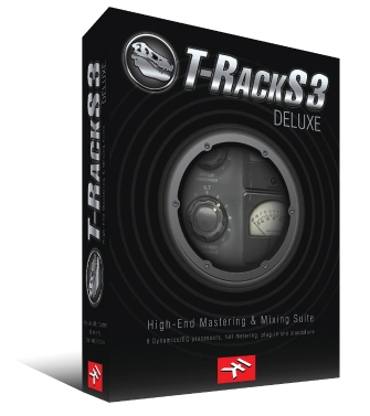 Product Cover for T-RackS 3 Deluxe