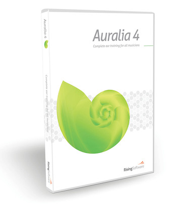 Product Cover for Auralia 4 – Student Edition