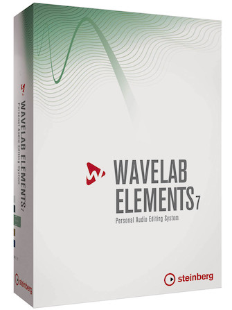 Product Cover for WaveLab Elements 7