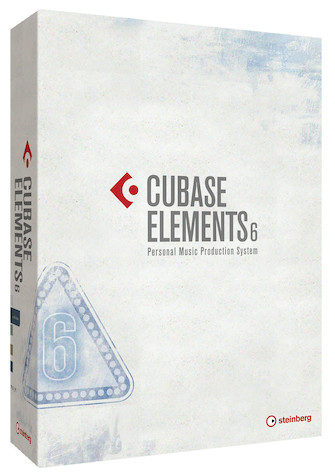 Product Cover for Cubase Elements 6