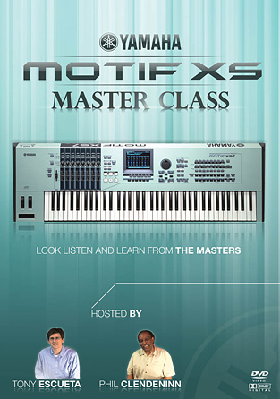 Product Cover for Motif XS MasterClass