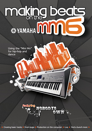 Making Beats On The Yamaha Mm Dvd