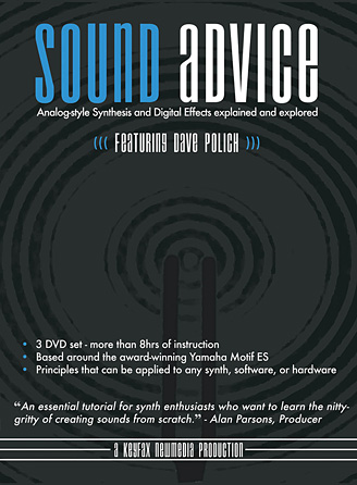 Product Cover for Sound Advice on Sound Design