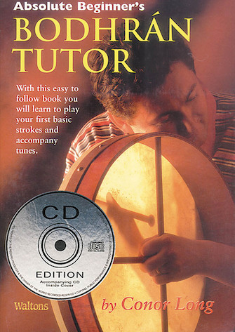 Product Cover for Absolute Beginner's Bodhrán Tutor