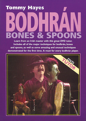 Product Cover for Bodhrán, Bones & Spoons