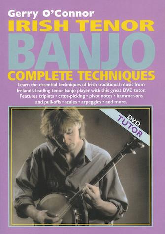 Product Cover for Irish Tenor Banjo Complete Techniques