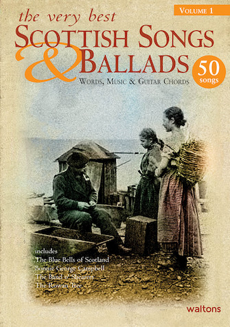 Product Cover for The Very Best Scottish Songs & Ballads – Volume 1