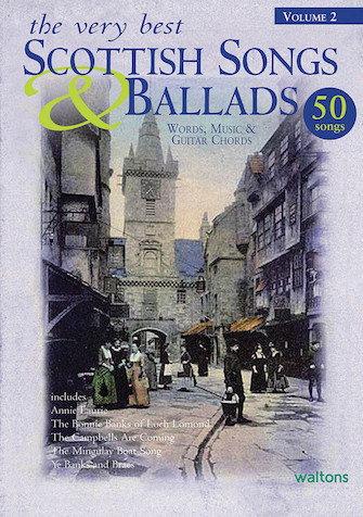 Product Cover for The Very Best Scottish Songs & Ballads – Volume 2