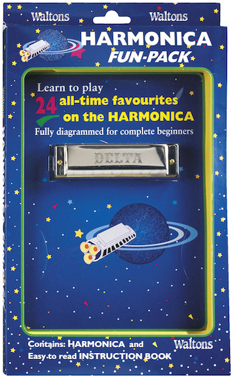 Product Cover for Harmonica Fun-Pack