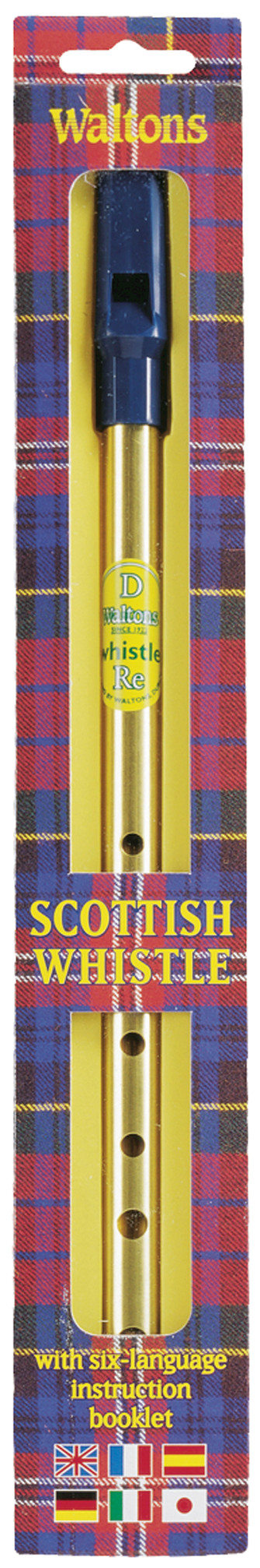 Product Cover for Scottish Penny Whistle