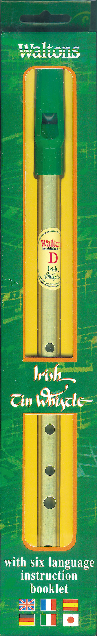 Product Cover for Irish Tin Whistle