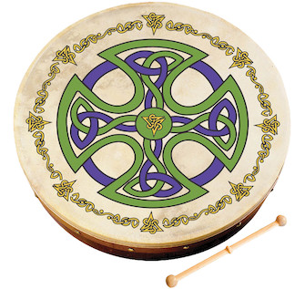 Product Cover for Brosna Cross Bodhrán