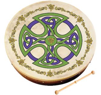 Product Cover for Brosna Cross Bodhrán