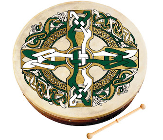 Product Cover for Celtic Cross Bodhrán