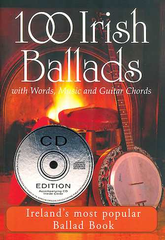 Product Cover for 100 Irish Ballads – Volume 1