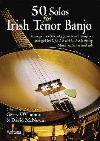 Product Cover for 50 Solos for Irish Tenor Banjo