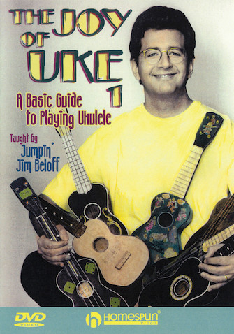 Product Cover for The Joy of Uke – Volume 1
