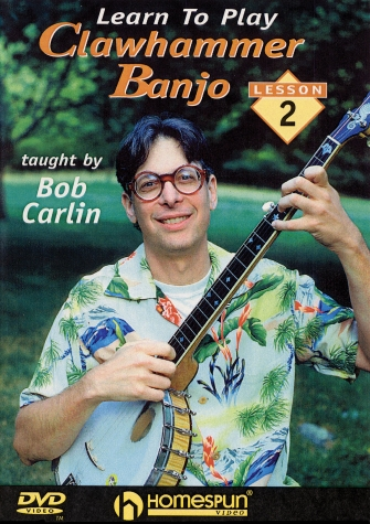 Product Cover for Learn to Play Clawhammer Banjo