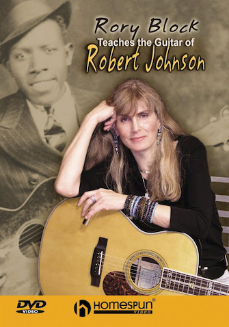 Product Cover for Rory Block Teaches the Guitar of Robert Johnson