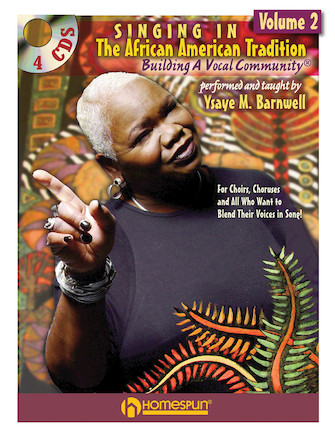 Product Cover for Singing in the African American Tradition – Volume 2