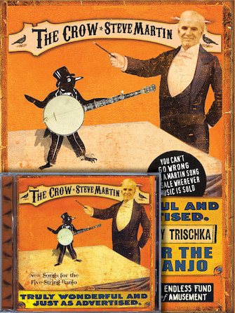Product Cover for Steve Martin – The Crow