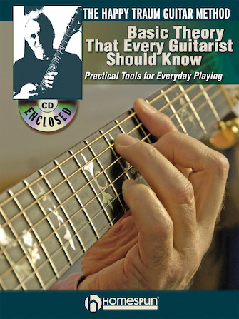 Product Cover for The Happy Traum Guitar Method Basic Theory That Every Guitarist Should Know