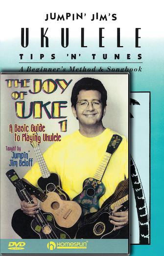 Product Cover for Jim Beloff Ukulele Pack