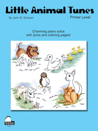 Product Cover for Little Animal Tunes