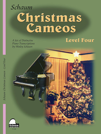 Product Cover for Christmas Cameos