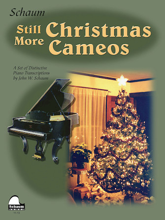 Product Cover for Still More Christmas Cameos