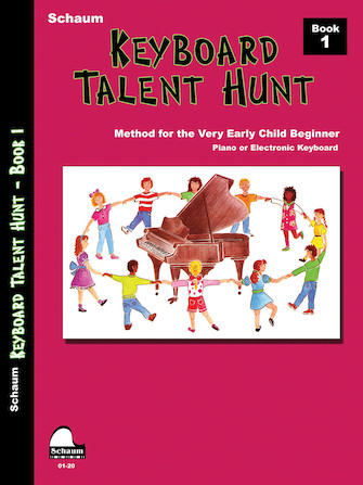 Product Cover for Keyboard Talent Hunt