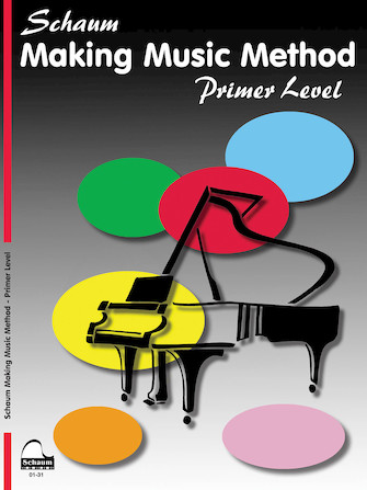 Product Cover for Making Music Method – Middle-C Approach