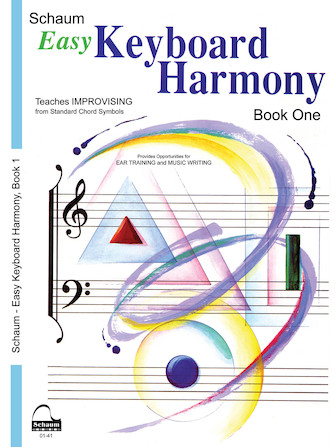 Product Cover for Easy Keyboard Harmony