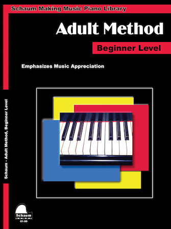 Product Cover for Piano for Adults