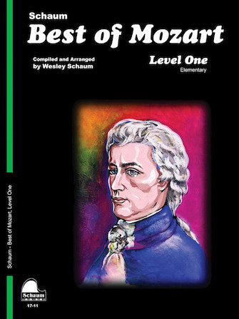 Product Cover for Best of Mozart