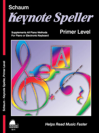 Product Cover for Keynote Speller Primer Level