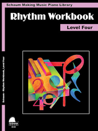 Product Cover for Rhythm Workbook