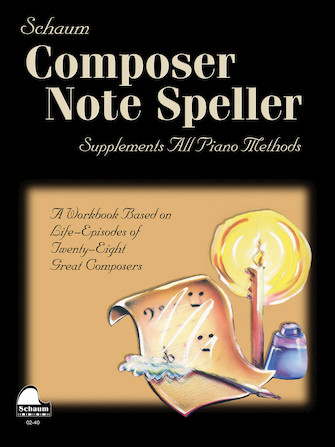 Product Cover for Composer Note Speller