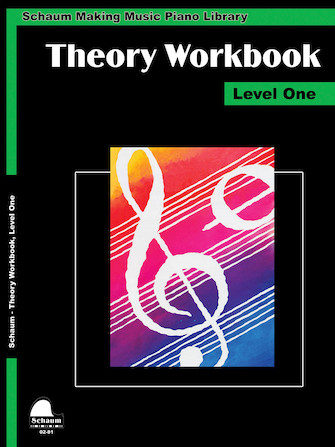 Product Cover for Theory Workbook – Level 1