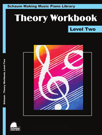Product Cover for Theory Workbook – Level 2