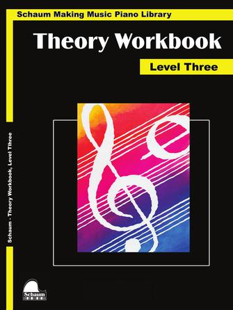 Product Cover for Theory Workbook – Level 3