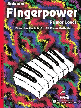 Product Cover for Fingerpower® – Primer Level