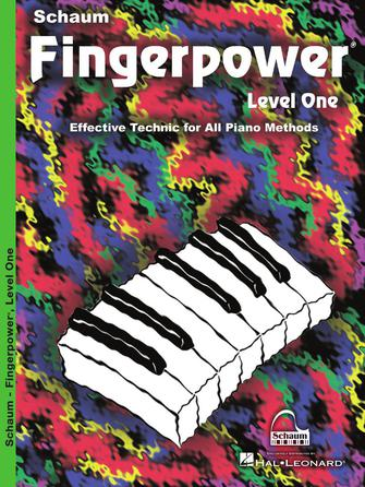 Product Cover for Fingerpower – Level One