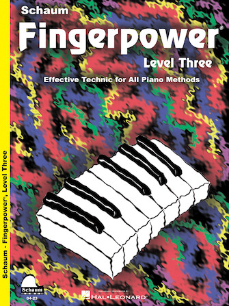 Product Cover for Fingerpower – Level Three